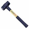 "Vaughan & Bushnell 571-20  4-lb Heavy Hitters Double Face Hammer 15-1/2"" Fiberglass Handle (SDF64F)"
