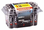 Rayovac ALAAA-18  UltraPro Alkaline 'AAA' Batteries in Reclosable Contractor Pack - 18 per Package