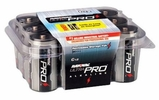 Rayovac ALC-12 A UltraPro Alkaline 'C' Cell Batteries in Reclosable Contractor Pack - 12 per Package