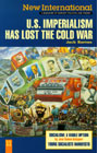 U.S. IMPERIALISM HAS LOST THE COLD WAR