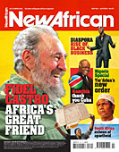 New African Magazine - APRIL 2008