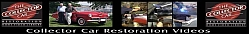 Colector Car Restoration Videos  Videos, Links, How To's