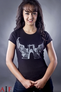 T-Shirt Black Azadi