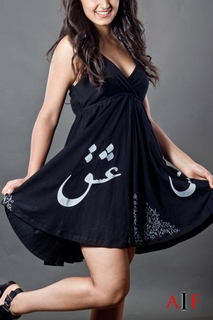 Dress Black Love
