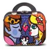 "Couple 12"" Beauty Case by Britto + Heys"