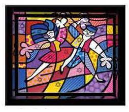 Fun Passion by Romero Britto