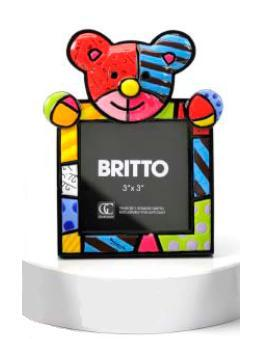Bear Frame by Britto 331695