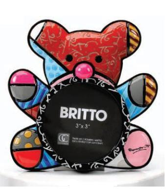 Happy Bear Photo Frame by Britto 331697