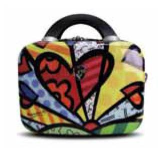 "A New Day 12"" Beauty Case by Britto"