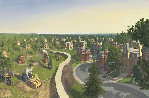 Great Expectations by Rob Gonsalves