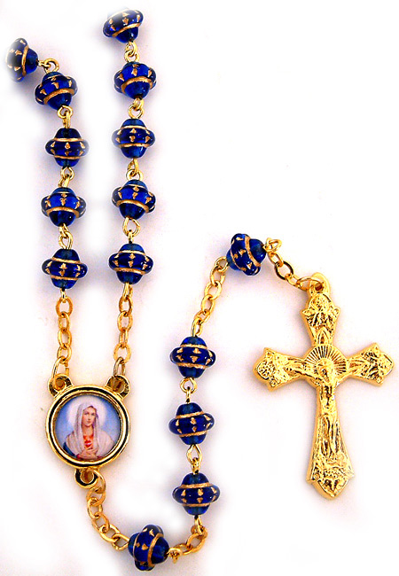 "30""x 6mm MEDIEVAL ++++++++++++++++++ Sacred Heart Center ++++++++++++++++++ SOLD OUT ++++++++++++++++++ Item# RM-1-006B"