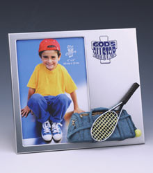 GOD'S ALL-STAR TENNIS (Item#/47615/MAL) +++++++++++++++++ ONLY $8.95
