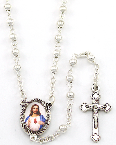 "20""x 4mm ROUND ++++++++++++++++++ Sacred Heart Center ++++++++++++++++++ SOLD OUT ++++++++++++++++++ Item# RM-6-1404"