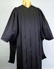 Masters Premium Cap Gown and Tassel Package