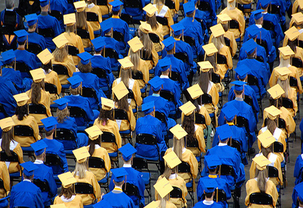 Cap and Gowns Colors