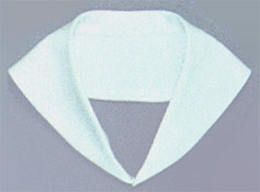 Performance Stole  No. 1551 - Rounded Collar