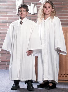 Baptism Robes - Covenant Robes