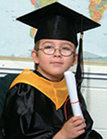 Kindergarten Graduation Package
