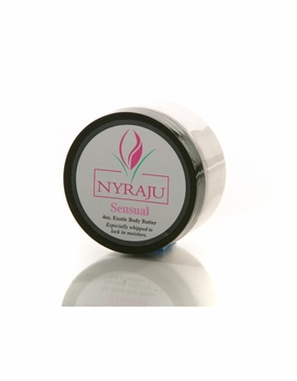 Sensual Exotic Body Butter