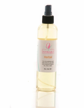Herbal Hair  Oil 8 oz