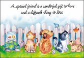 P1401 - Pet Loss Cards