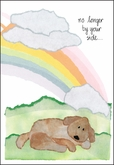 P449 - Pet Loss Cards