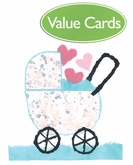 Value Baby Cards
