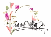 WPS01C - Wedding Cards