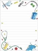 RNP02 - List and Note Pads