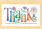 T1303 - Thank You Cards