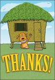 T8350 - Thank You Cards