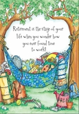 R2461 - Retirement/Goodbye Cards