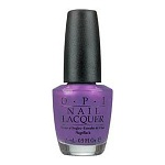 OPI Purple With A Purpose Nail Polish NLB30