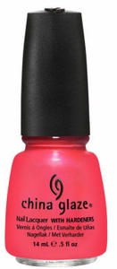 China Glaze Nail Polish, Flirty Tankini 1093