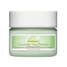 CND Spa Pedicure Cucumber Heel Therapy