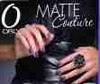 Orly Matte Couture Collection