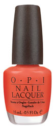 OPI Nail Polish, Orange You Glad It's Summer? NLK06