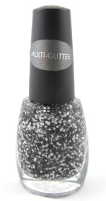 Sation Men-ipulation Multi-Glitter Nail Polish 3021