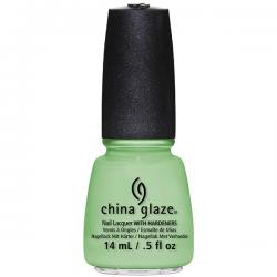 China Glaze Nail Polish, Highlight of My Summer 1221