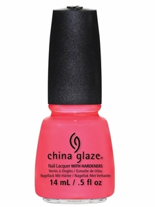 China Glaze Nail Polish, Shell-O 1212