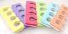 Disposable Foam Toe Separators Assorted Colors
