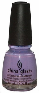 China Glaze Nail Polish, Tart-y For The Party 1148