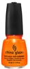 China Glaze Nail Polish, Orange You Hot? 1091