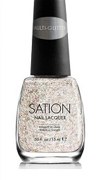 Sation Oh My Gaudy Multi-Glitter Nail Polish 3019