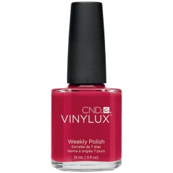 CND Vinylux Weekly Polish, Rouge Red 143