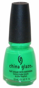 China Glaze In The Limelight Nail Polish 1009