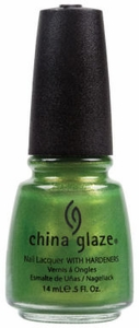 China Glaze Nail Polish, Cha Cha Cha 964