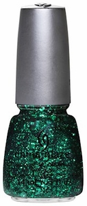 China Glaze Nail Polish, Graffiti Glitter 1186