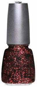 China Glaze Nail Polish, Scattered & Tattered 1182