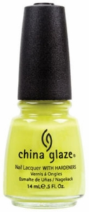 China Glaze Electric Pineapple Nail Polish 965